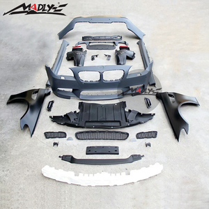 Madly PP Material Body Kit for BMW 5 Series F10 Style M5 body kit