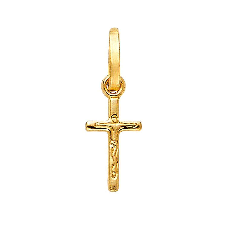 efa4b595a5203 Cheap 14k Gold Crucifix, find 14k Gold Crucifix deals on line at ...