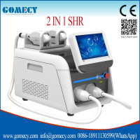 FDA CE ISO/ fast remove unwanted hair on boy ipl shr equipment, no pain