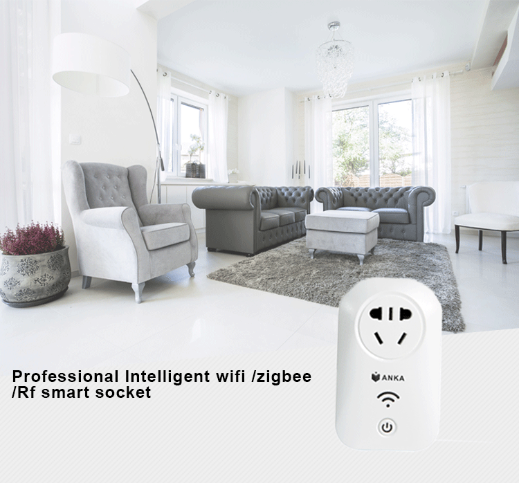 Professional manufacturer smart socket wifi with high quality