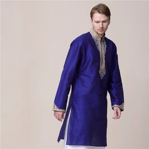 Arabic kurta embroidery designs for men kurta