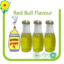 high concentrated red bull flavour for energy drink