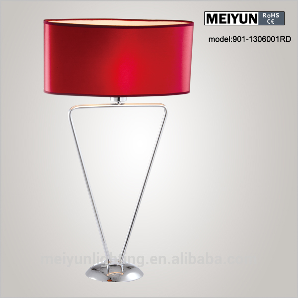 hot sell home goods crystal table lamps
