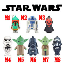 Star wars USB flash disk 2gb 4gb 8gb 16gb 32gb