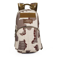 Waterproof mountaineering bag camouflage outdoor Camping Tactical Hiking Rucksack Military Backpack