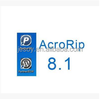 Jesoy Acro Rip 8 1 White Ink Dtg Photoprint Software Suitable For Epson And  Other Printers - Buy Rip Software,Acro Rip Software,Photoprint Rip