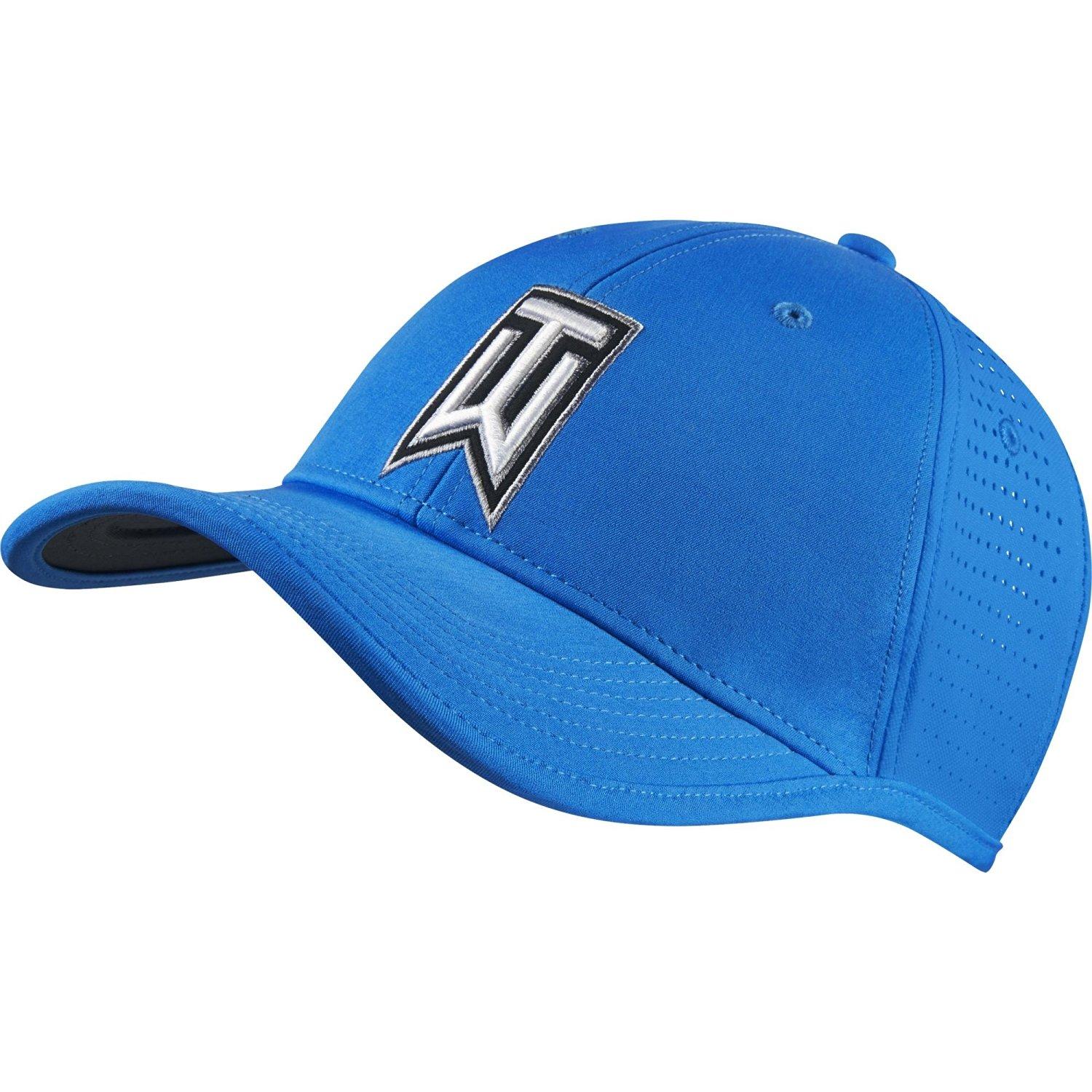 821def9d85d Get Quotations · Nike Golf CLOSEOUT TW Ultralight Tour Adjustable Hat-  Assorted Colors 726291 (Photo Blue