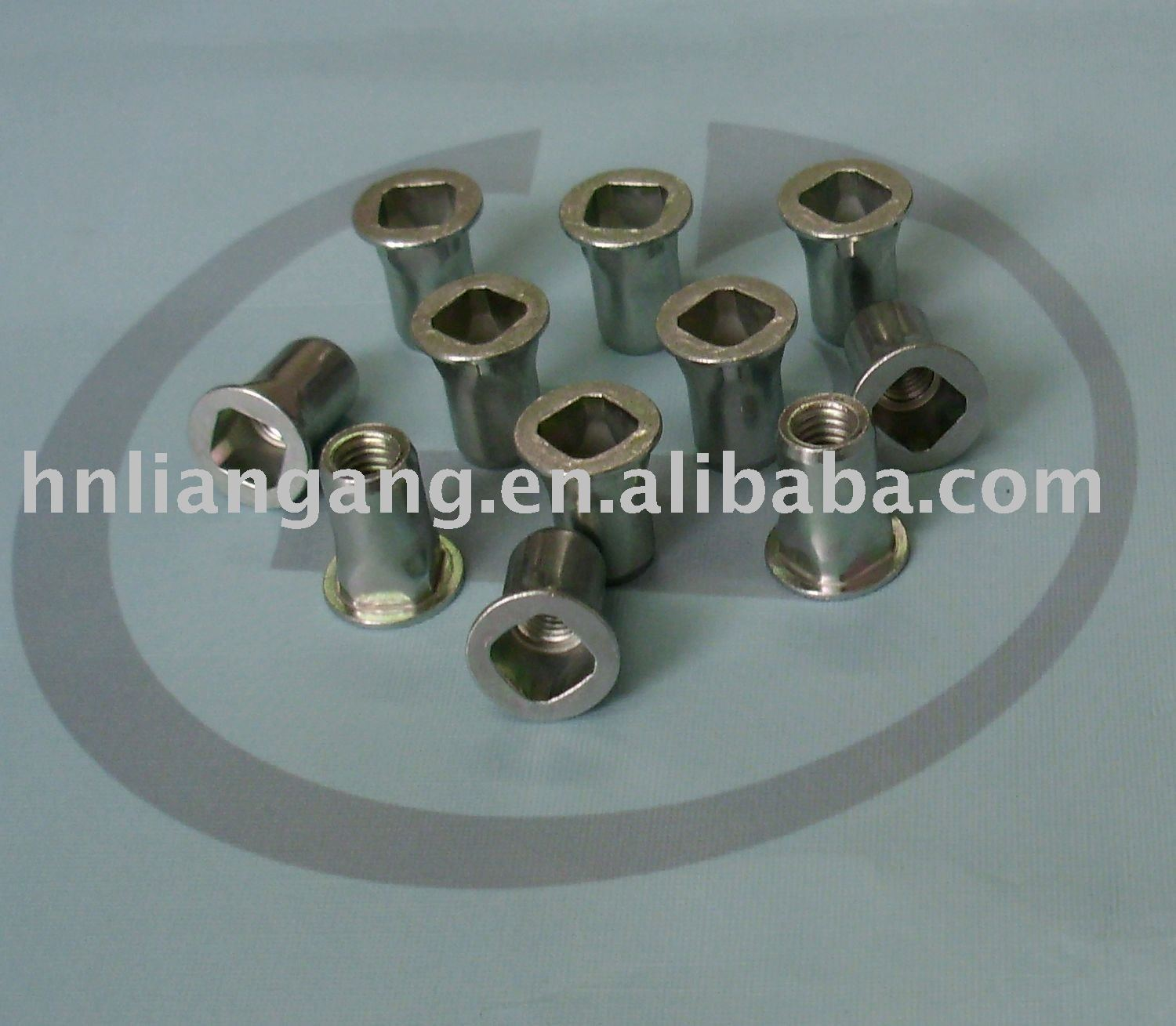 standard sheet j bag per hardware nuts r blind and qty index nut metric blinds t for hobby metal