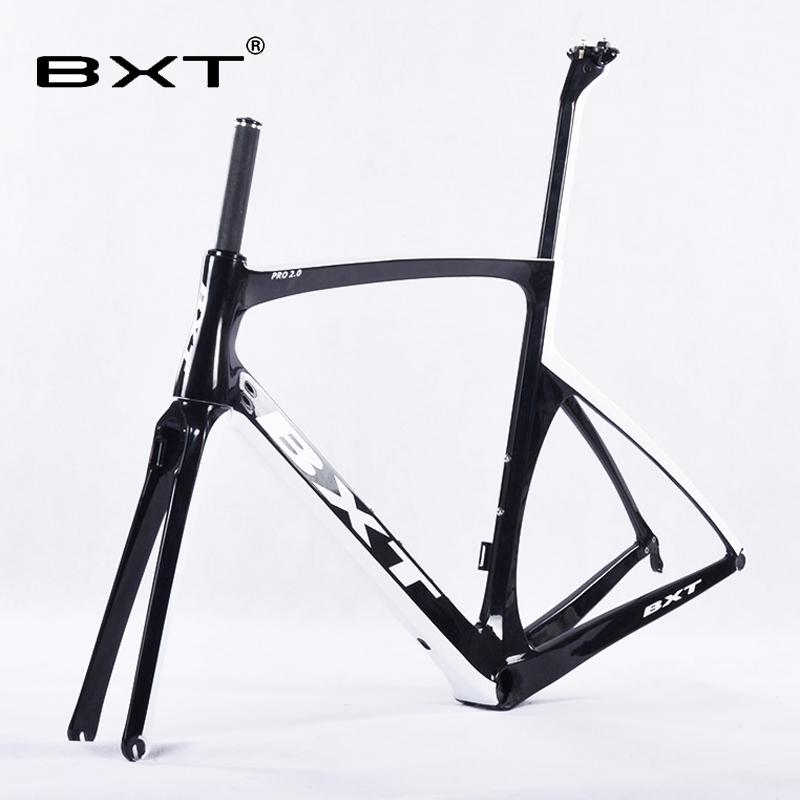 Shenzhen Carbon Bicycle Frames 49/52/54/56cm Carbon Track Frame ...