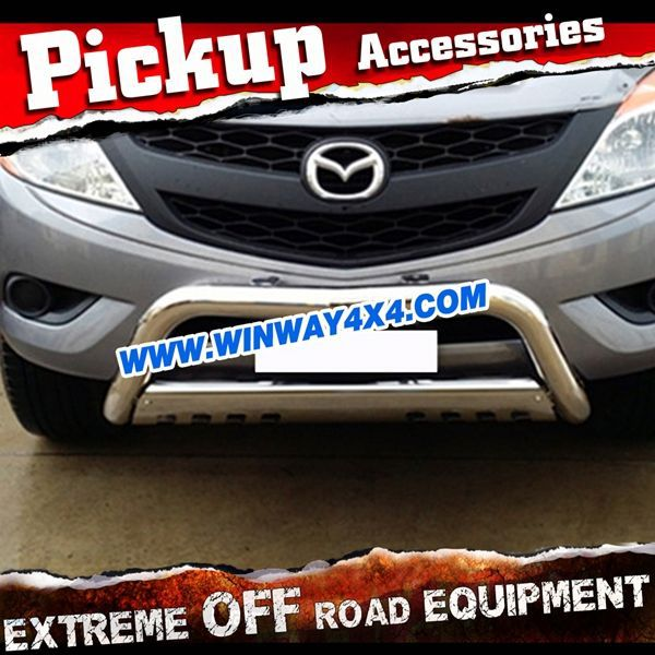 pickup front bumper for mazda bt50 2012+
