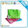 recyclable advertising logo pp printing grocery tote shopping pet non woven bag