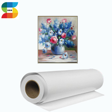 Water Resistant Artists Coated Pure Cotton Canvas Roll