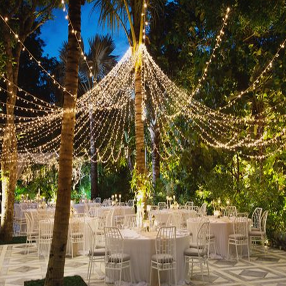 Wedding Decorative Ceiling Hanging Fairy Lights For