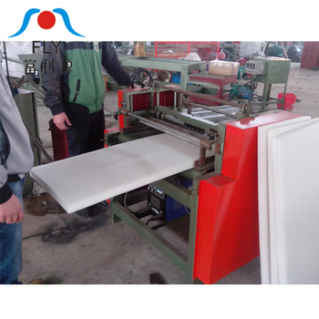 Auto-matic EPE Foam Sheet Grooving Machine