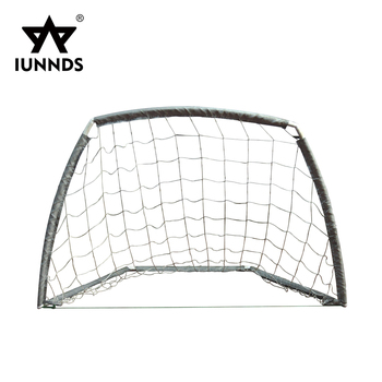 China factory children's soccer training football net goals for garden