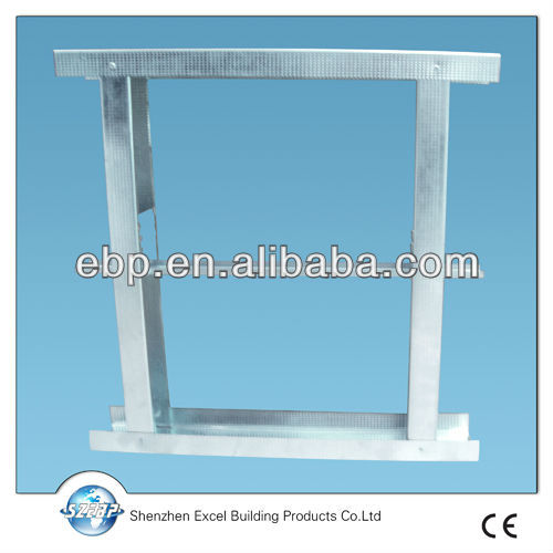 Light gauge steel frame for steel structure building / steel structure dry wall