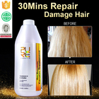 Best feedback protein hair treatment keratin treatment for professional salon hot selling