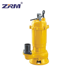 1HP High Volume High Pressure Water Pump For Dirty Water