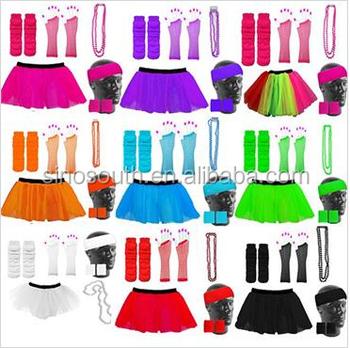 Plus Size Neon Woman Costume 80s Hen Fancy Dress Tutu Skirt Party Costume -  Buy Woman Costume 80s,Fancy Dress,Plus Size 80s Dresses Product on ...