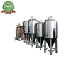 3000L factory supply complete beer brewery equipment