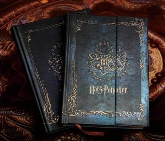 Nouveau Harry Potter Vintage Notebook/Livre de Journal Intime/Hard Cover Note Book/Notepad/Agenda Planner Cadeau 2017-2018-2019 calendrier