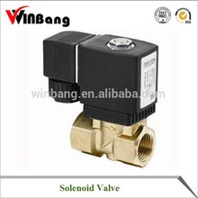 High Quality 2/2way Pilot Operated Direct Acting Water Solenoid Valve 24V