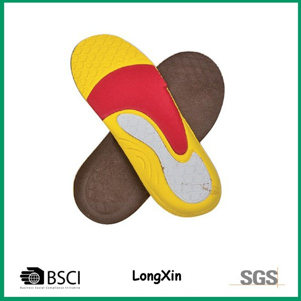 LX-E304 comfortable children EVA insole kid's EVA insole for shoes
