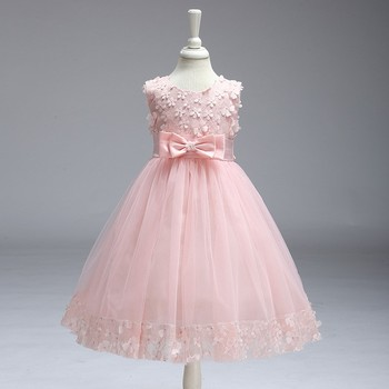 49d13ae64bf Fashion Casual Frocks Design Small Girls Lace Dress Ll314 - Buy ...