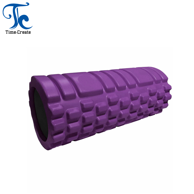 Body eva therapy pilates fitness massage exercise rubber foam roller