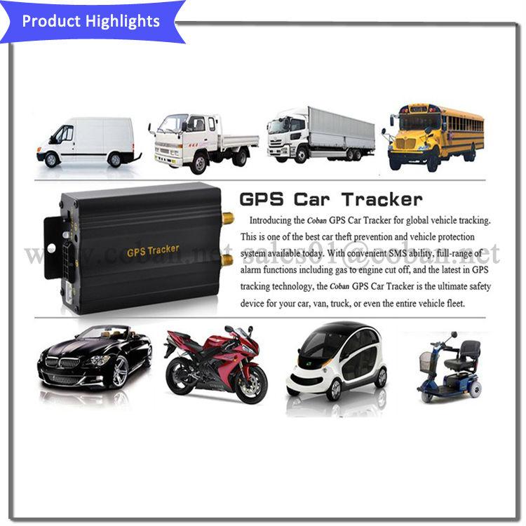 Original Factory Sms Reset Gps Tracker Gps Tk 103 Car Gps Tracker  Dual/single Sim Card Better Than Coban Tk103 - Buy Coban Tk103,Coban  Tk103,Coban