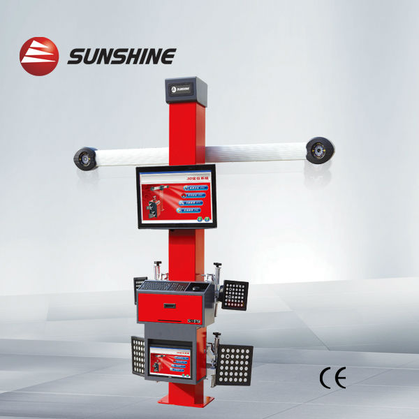 best price of 3D wheel alignment with CE & ISO Certificate