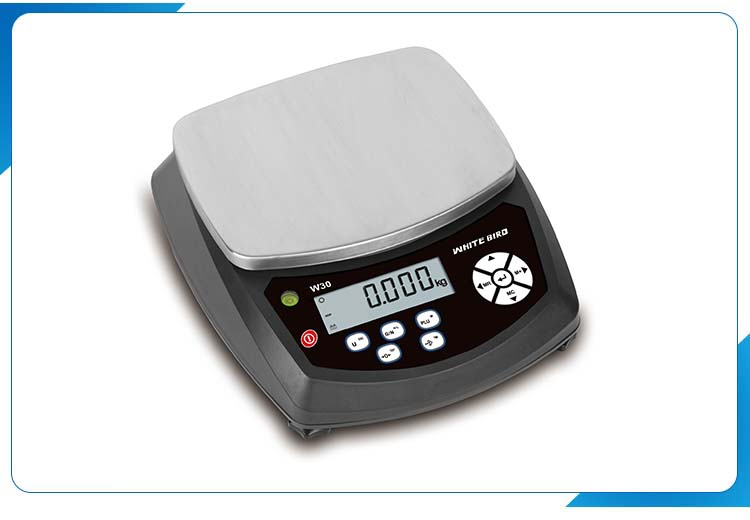30kg ABS Electronic Digital Compact digital weighing Scale for fishing factory