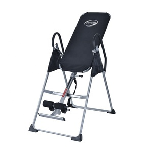 Indoor Home Gym Equipment Body Sculpture Save Lock System Foldable Back Inversion Therapy Table