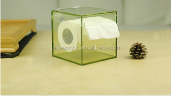 wall mounte Acrylic Napkin Holder,Perspex wall mounted Tissue Box,Lucite Paper Towel Dispenser