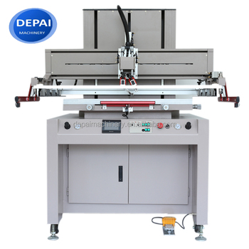Depai Machinery Flatbed Diy Silk Screen Printing Press Machine For Pcb Buy Flatbed Screen Printing Machine For Pcb Screen Printing Press Diy Silk