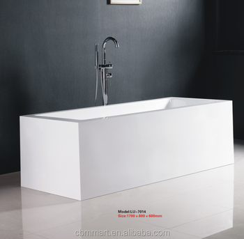 Modern White Cheap Acrylic Bathtub