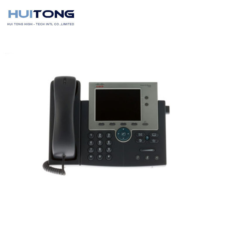 Cisco 7945G Two line Color Display IP Phone CP-7945G
