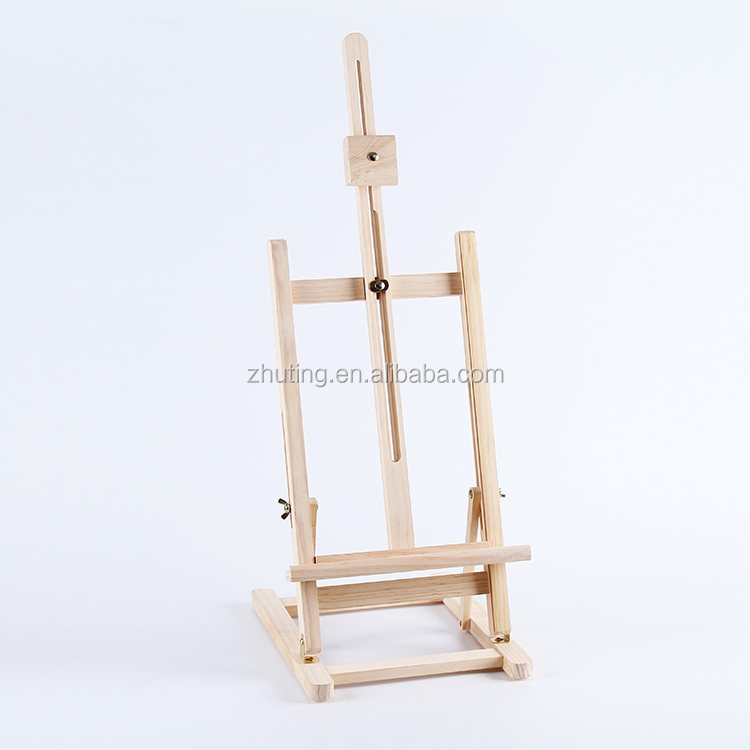 High Quality Art Painting Desktop Box Easel Frame Foldable Easel Sketch Easel