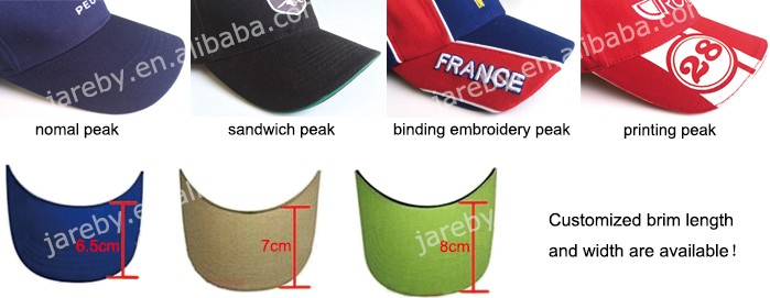 custom cotton twill 6 panel golf hat 3d puff embroidery curved bill snapback cap