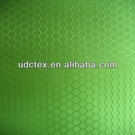 pongee fabric honeycomb