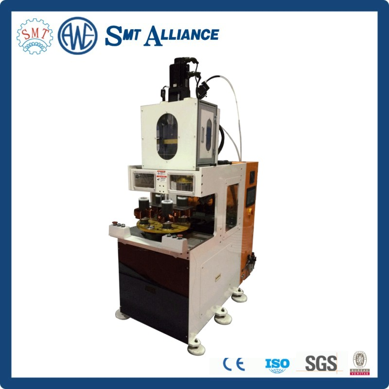 Toroidal transformer coil winding machine / core winding machine