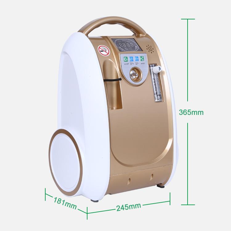 Portable Oxygen Bar/Cheap Portable Oxygen Concentrator 5l/Medical Portable Medical Apparatus