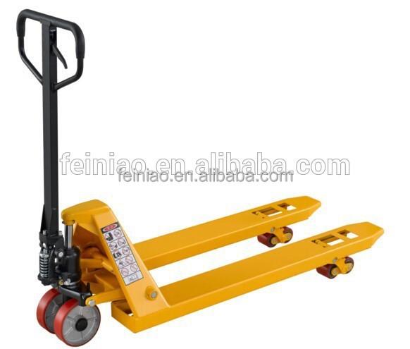 1 3 Tons Heavy Duty Trolley Hydraulic Pump Hand Pallet