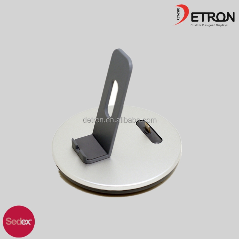Hot sale mobile phone display stand for galaxy s5& apple 6s