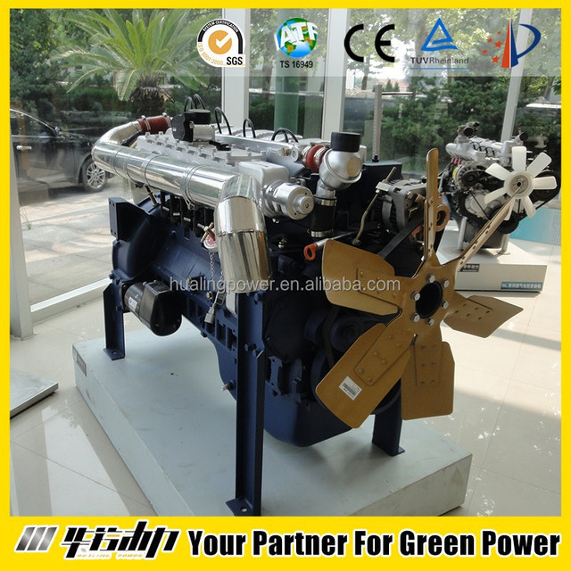 CNG Engine for truck or generator set