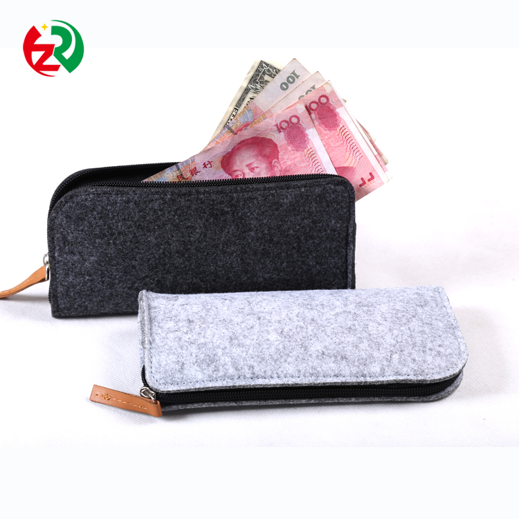 Wholesale Fashion Roll Up Felt Pencil Case,Felt Pen Bag,Felt Pen Pouch
