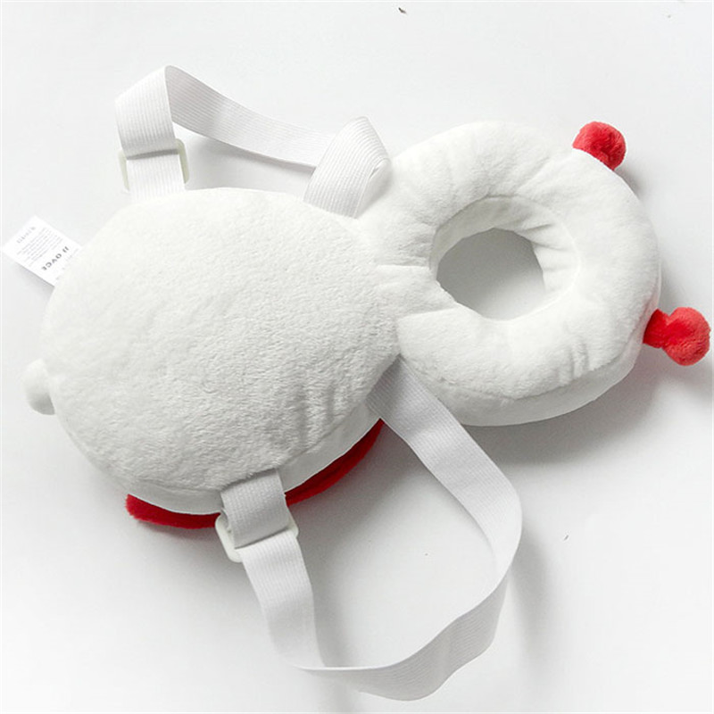 Baby Kids Head Protection Pillow Pad Toddler Head Back Care Resistance Pay Crawl Infant Safety Product Cushion T30