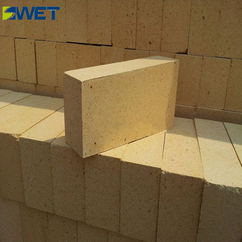 Excellent quality fire clay firebrick for industrial stoves