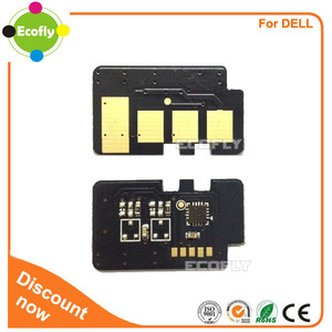 For Dell 1260dn 1260dnf 1265dnf 1265mfp for dell chip resetter high quality for dell toner chip printer cartridge chip