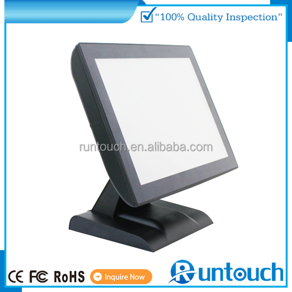 Runtouch 15 inch Full-Flat Core 2 Duo POS System